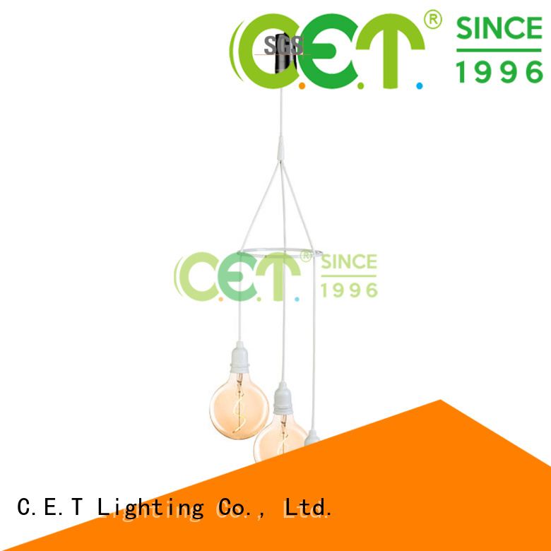 C.ET edison pendant light supplier for night party