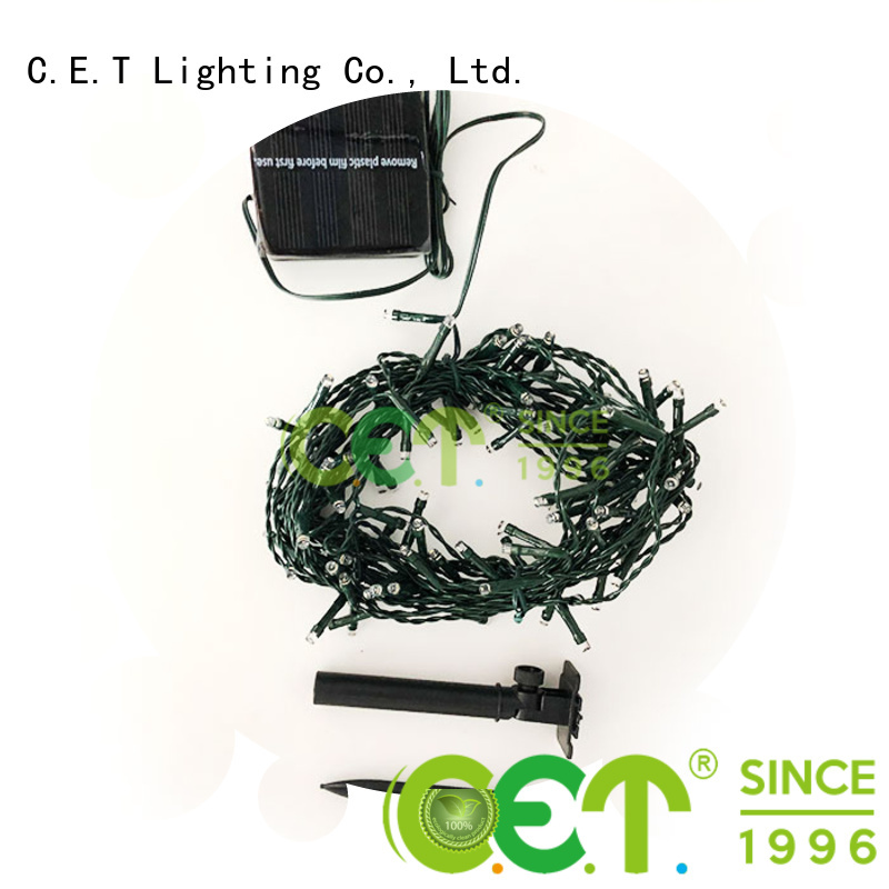 C.ET cluster Christmas lights wholesale for party