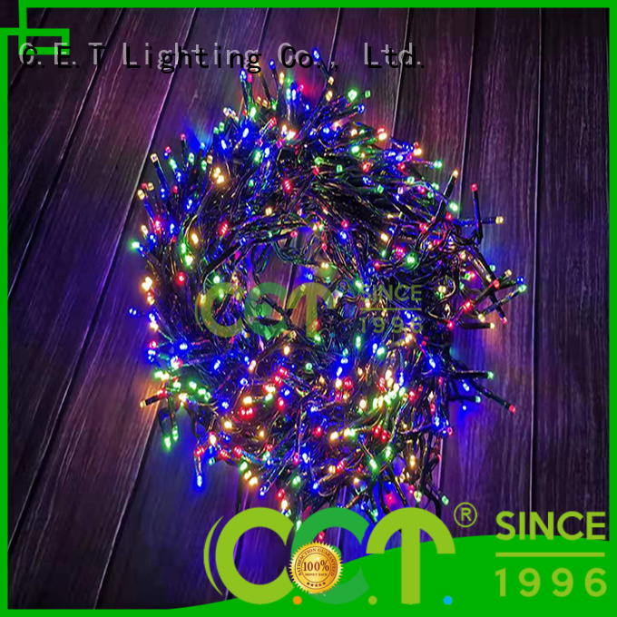 C.ET portable USB Christmas light factory price for Christmas