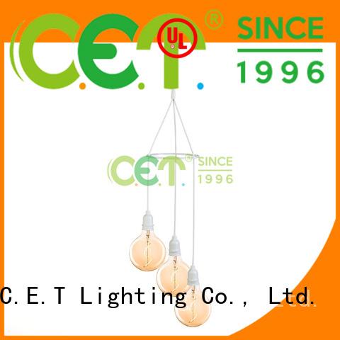 C.ET strong filament light bulbs order now for restaurant