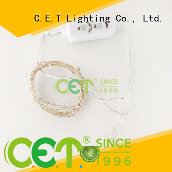 C.ET led fairy lights reputable manufacturer for outdoor party
