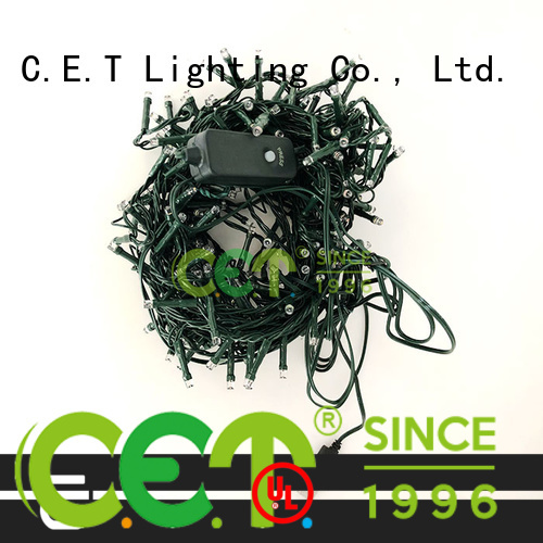 C.ET USB string lights from China for party
