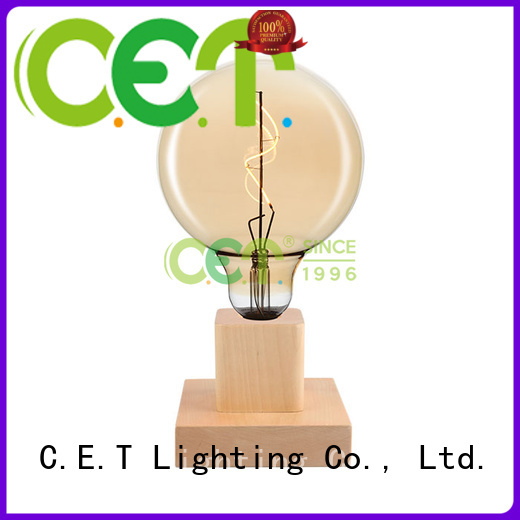 C.ET edison table lamp inquire now for bedroom