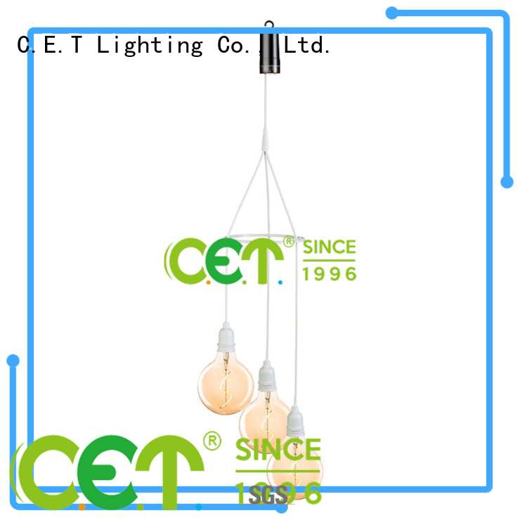 Connectable edison pendant light factory price for night party
