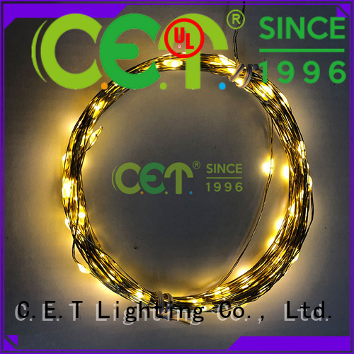 wire copper wire light factory price for romantic decoration