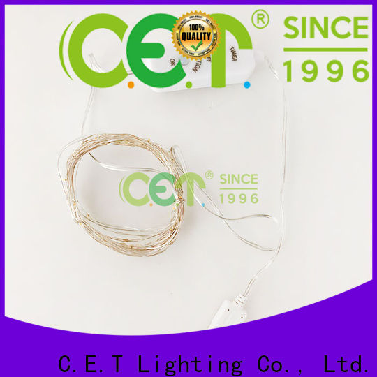 copper wire christmas lights order now for romantic decoration