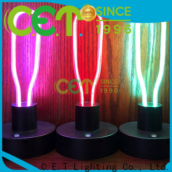 C.ET patio table lamps from China