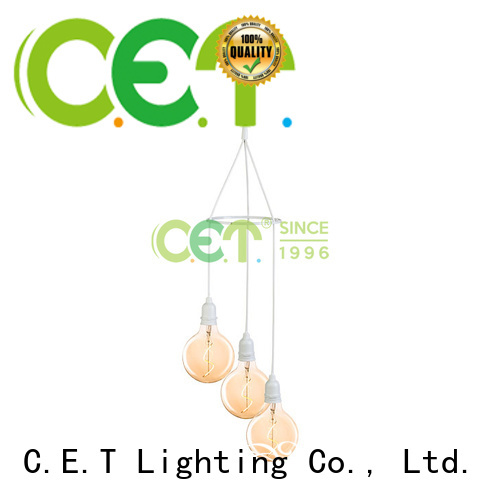 C.ET hanging patio lights factory price for bar