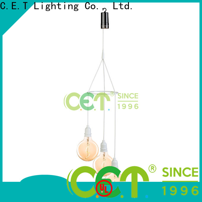 C.ET pendant ceiling lights factory price for bar