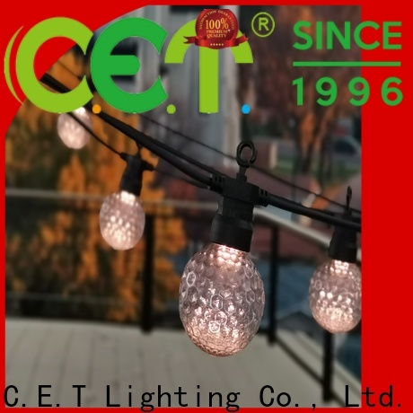 C.ET good selling party patio light buy now for party
