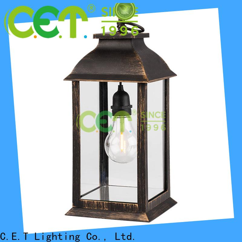 C.ET edison bulb desk lamp inquire now for home decoration
