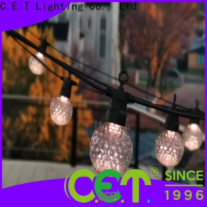 premium quality party patio light customization for garden party