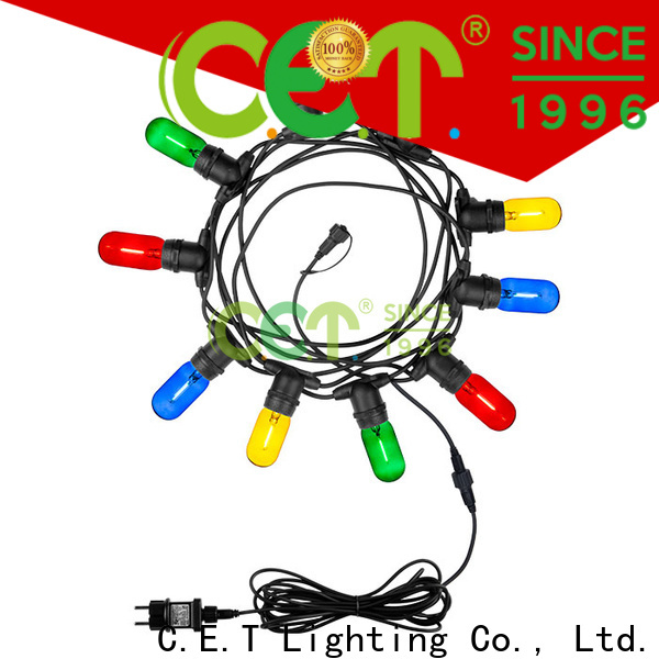 premium quality patio string lights manufacturer for garden party