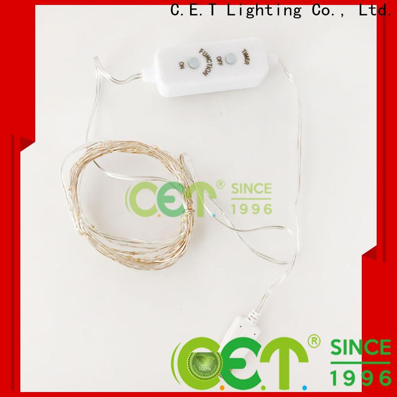 C.ET led wire lights reputable manufacturer for bedroom