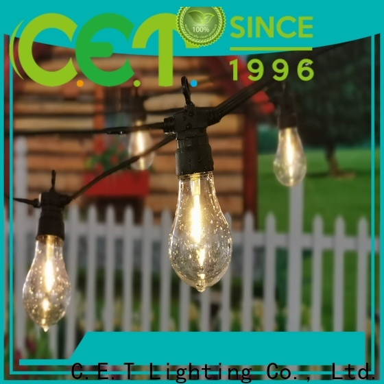C.ET hot sale patio string lights buy now for garden party