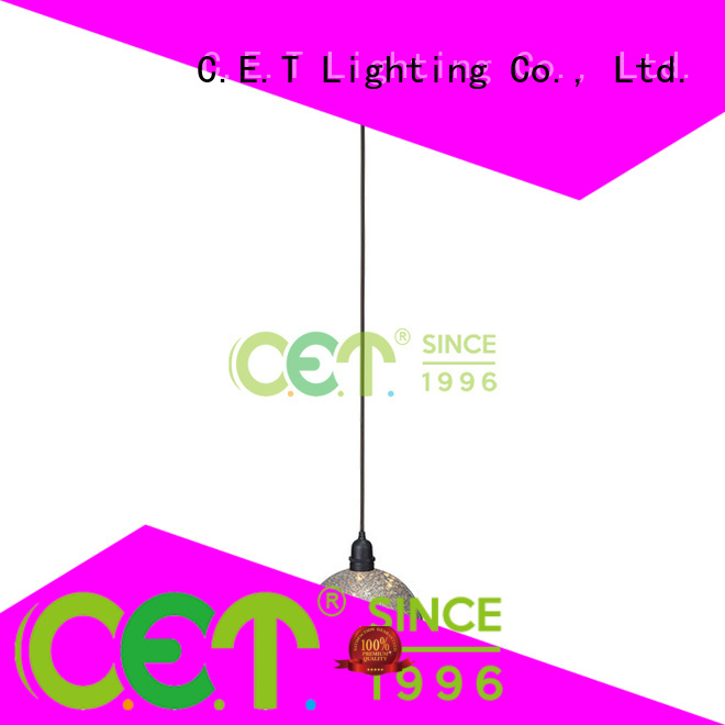 C.ET hanging pendant lights factory price for restaurant