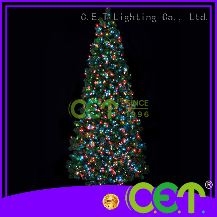indoor string Christmas light decoration for party