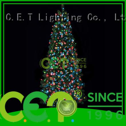 C.ET tree lights for Christmas