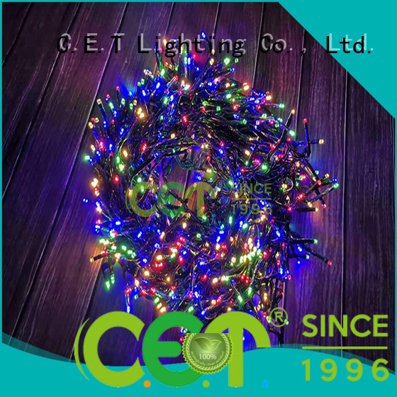 C.ET portable USB string lights factory price for party