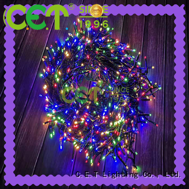 C.ET convenience USB string lights from China for party