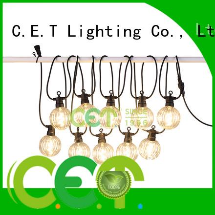 C.ET premium quality party patio light for party