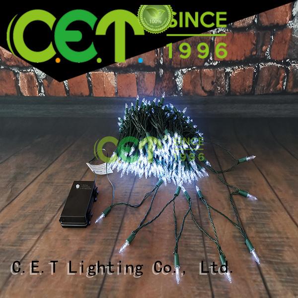 C.ET waterproof retro Christmas light wholesale for party
