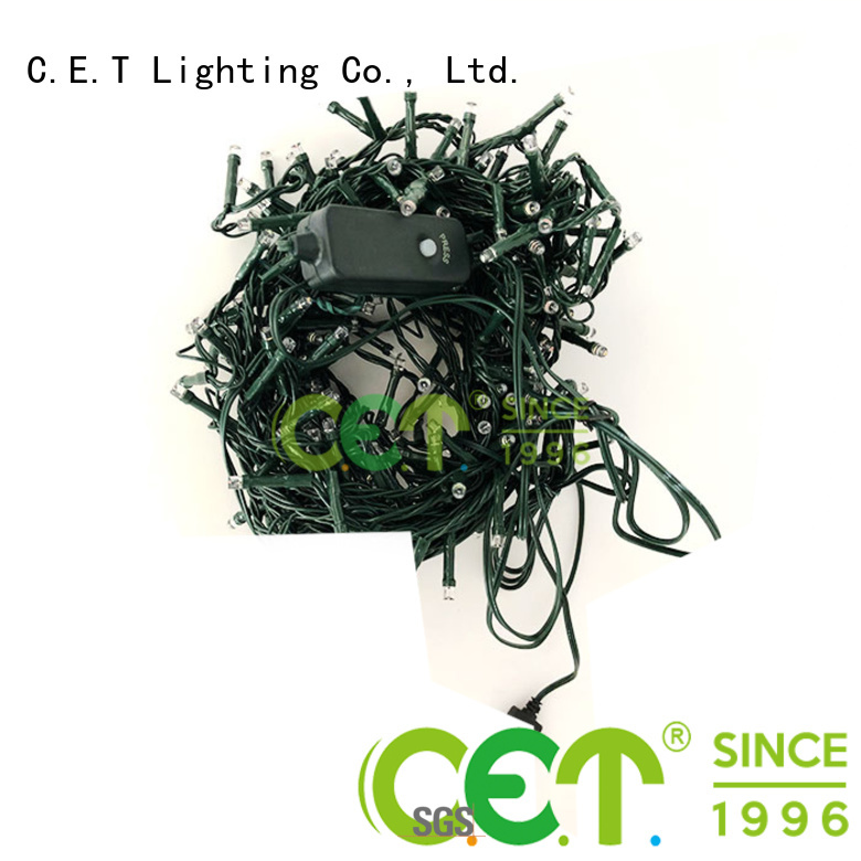 warm USB Christmas light factory price for party