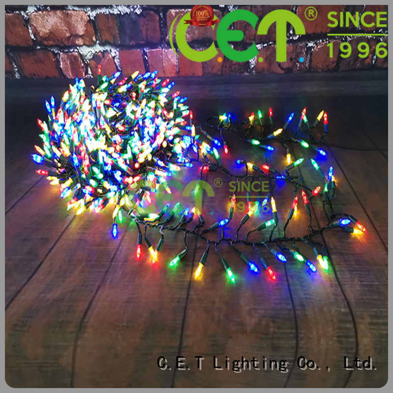 C.ET strong Xmas lights wholesale for party