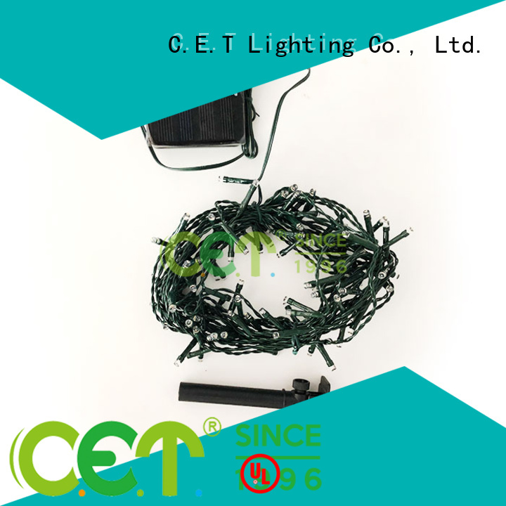 C.ET string Christmas light for party