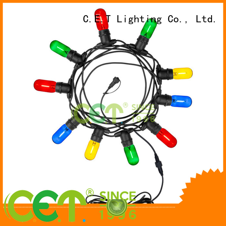 premium quality party patio light manufacturer for backyard party