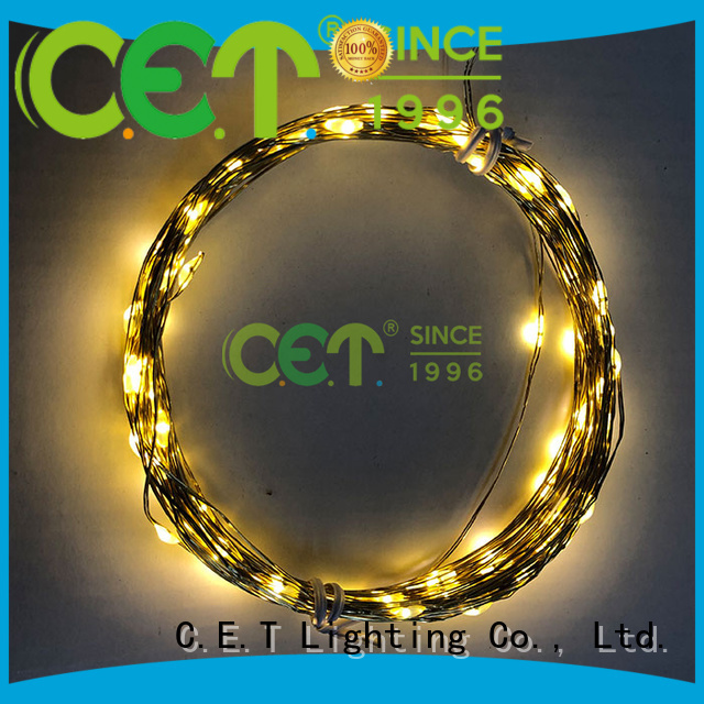 C.ET wire led wire lights reputable manufacturer for bedroom