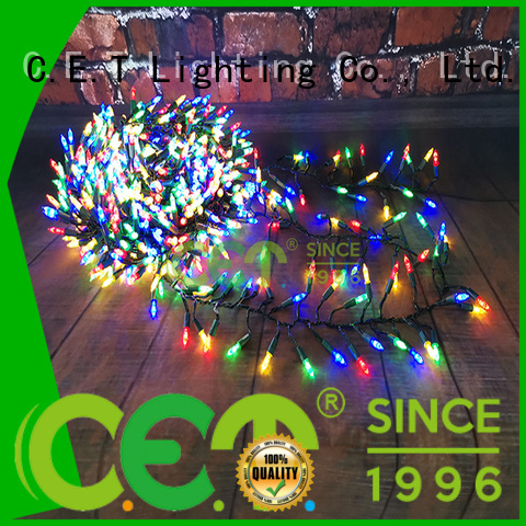 C.ET strong retro Christmas light supplier for Christmas