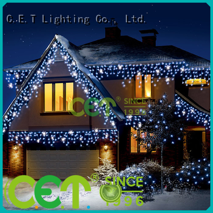outdoor icicle lights wholesale for party