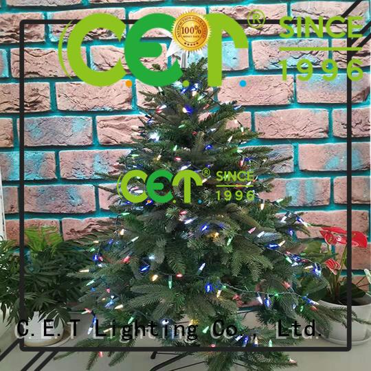 C.ET Xmas lights inquire now for decoration