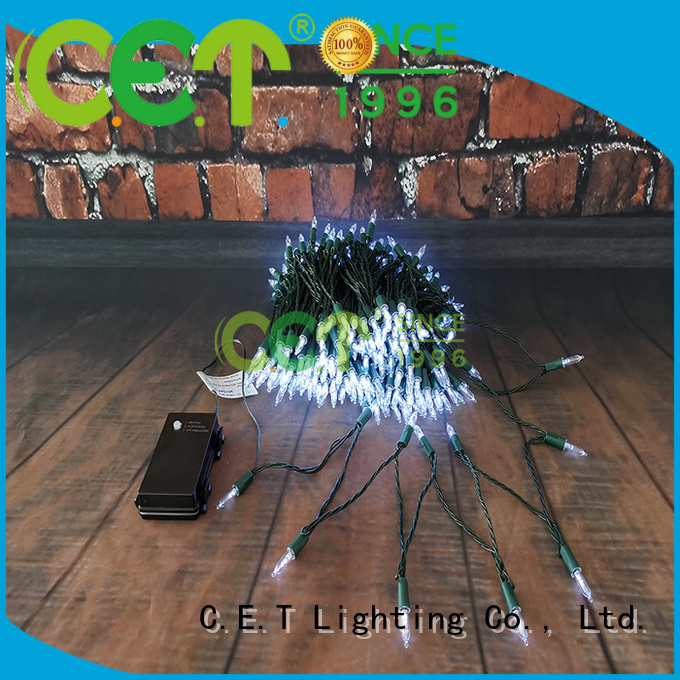 C.ET waterproof Xmas lights inquire now for decoration