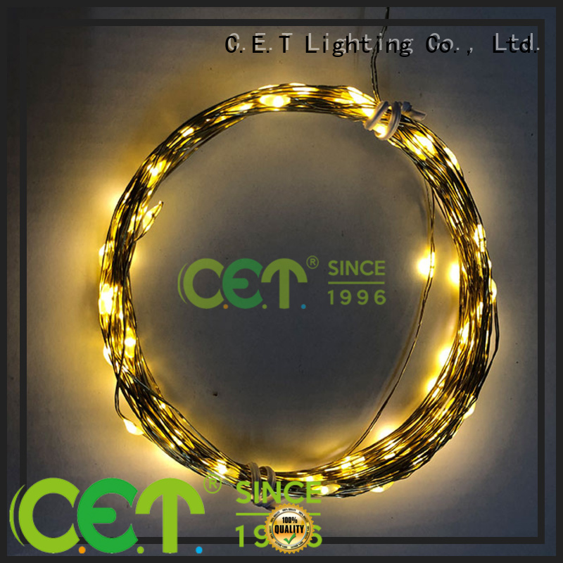 C.ET durable led wire lights order now for bedroom