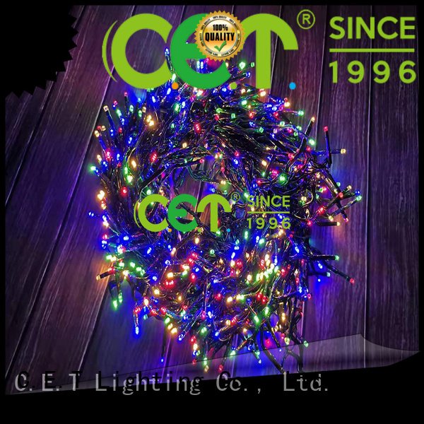 warm USB string lights from China for Christmas