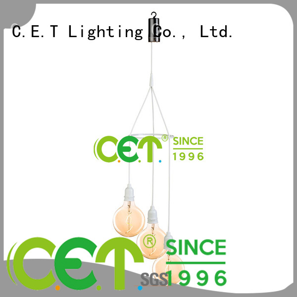 C.ET edison pendant light order now for night party
