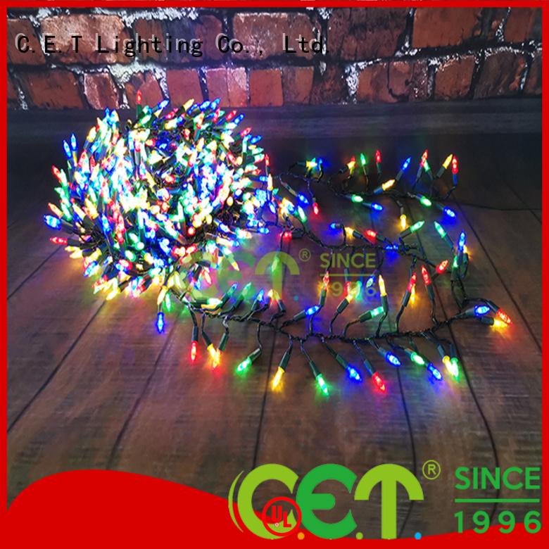 C.ET retro Christmas light supplier for Christmas