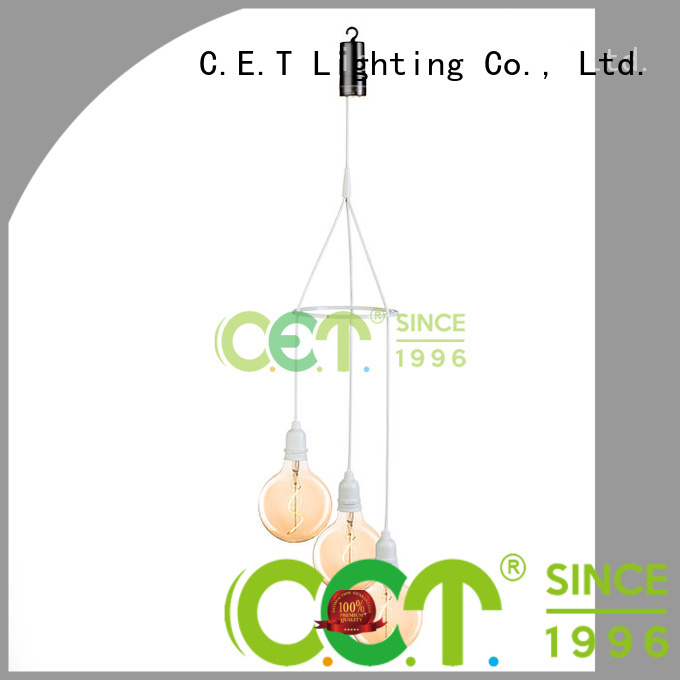 C.ET outdoor edison pendant light order now for restaurant