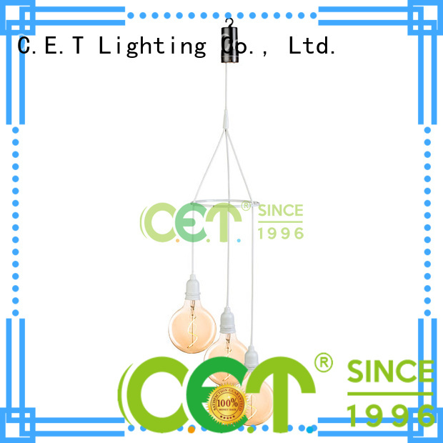 C.ET durable hanging pendant lights factory price for bar
