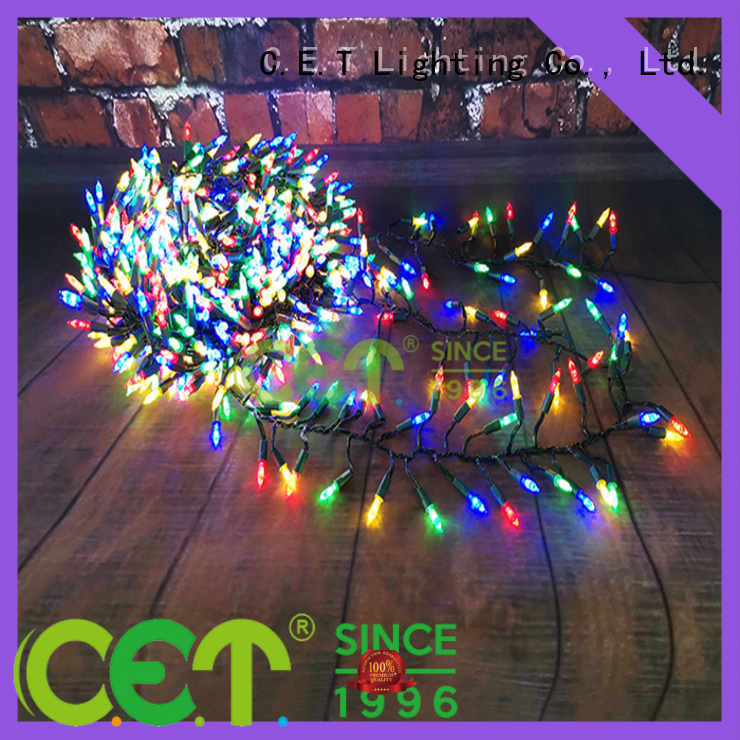 waterproof Xmas lights supplier for Christmas