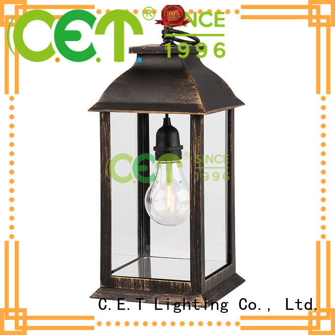 C.ET hot sale copper lantern from China