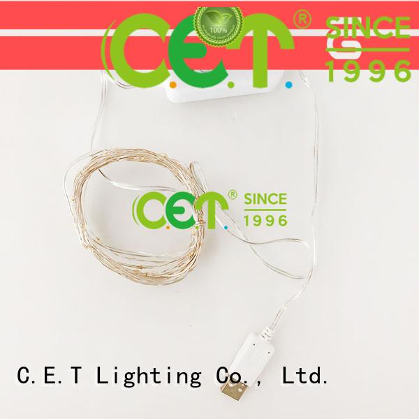 C.ET fairy string lights reputable manufacturer for bedroom