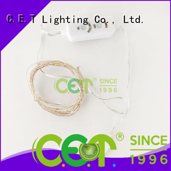C.ET durable copper wire light reputable manufacturer for romantic decoration