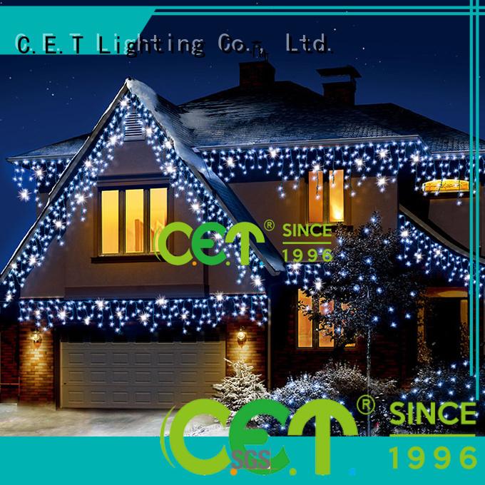 led Christmas string lights wholesale for decoration C.ET