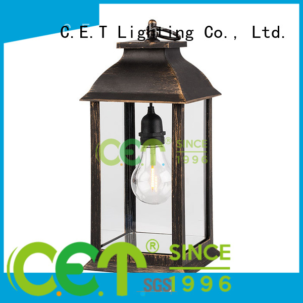 C.ET good selling edison bulb desk lamp customized for bedroom