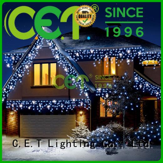 C.ET indoor string Christmas light decoration for decoration