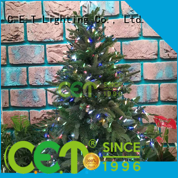 waterproof retro Christmas light supplier for decoration