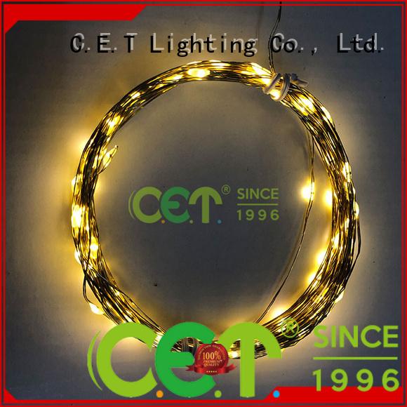C.ET led led fairy lights reputable manufacturer for bedroom